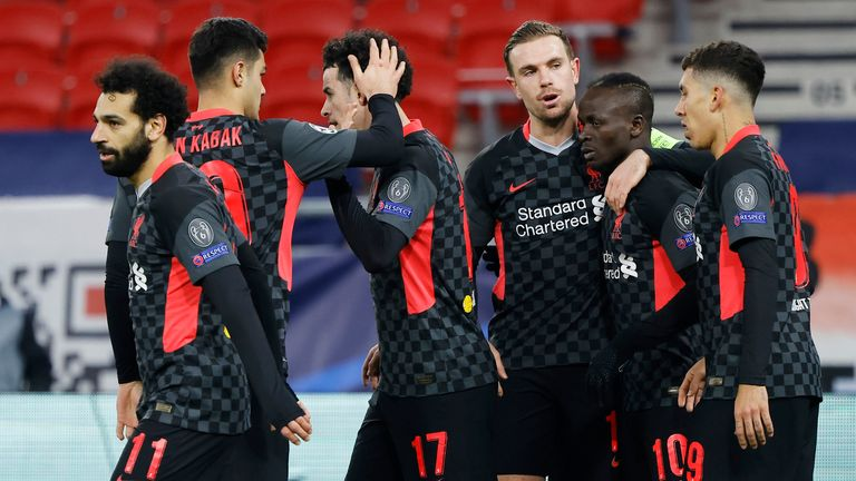 Liverpool will take a big advantage back to Anfield for the second leg