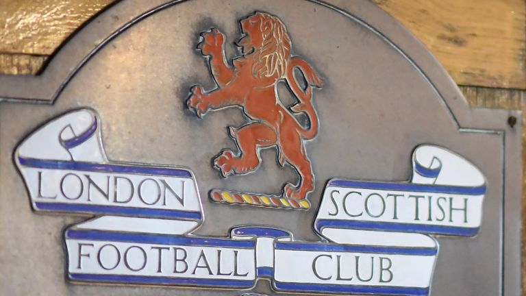 London Scottish say the government's Sports Winter Survival Package loan is inadequate