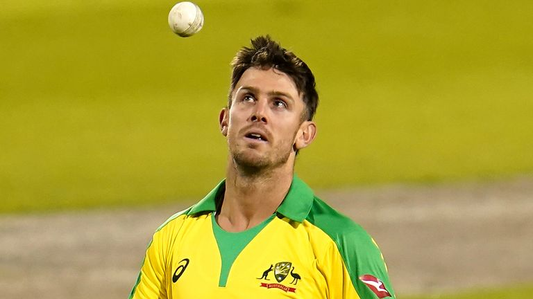 Australia all-rounder Mitchell Marsh will join Middlesex in June