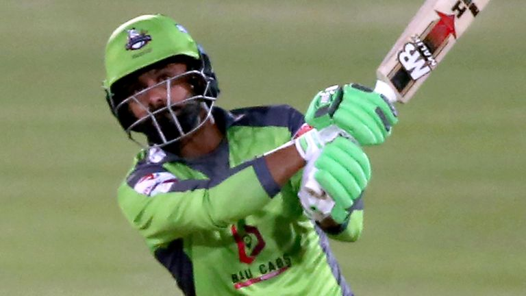 Mohammad Hafeez's Lahore Qalandars will face Islamabad United when the Pakistan Super League resumes in Karachi on June 1