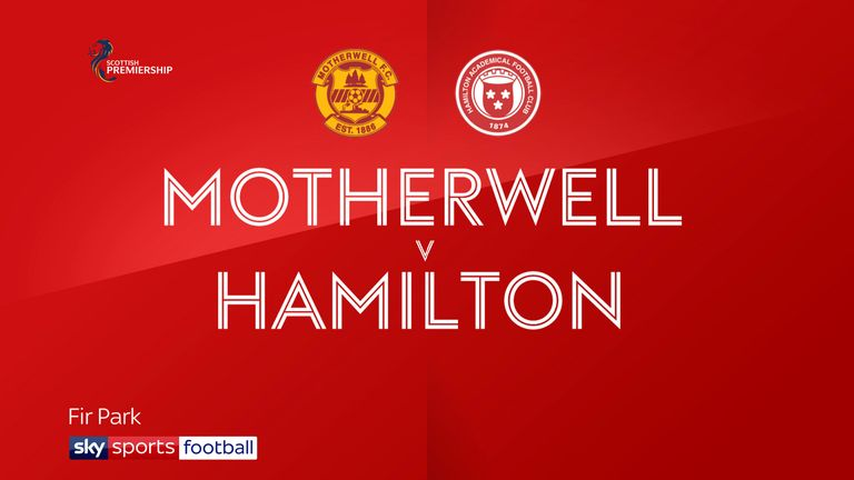 Motherwell v Hamilton