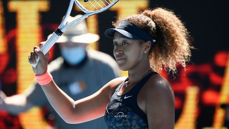 Osaka, who also beat Williams in a tumultuous 2018 US Open final, reached her fourth major title match and stretched her winning streak to 20 matches