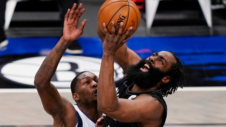 NBA: Mavericks v Nets