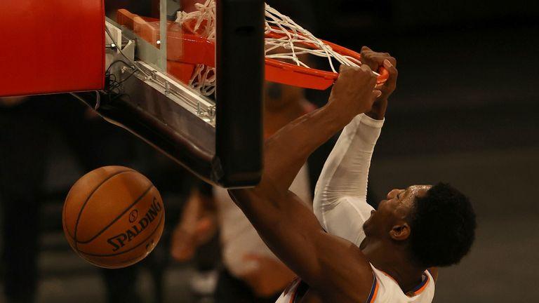 NBA The Fast Break