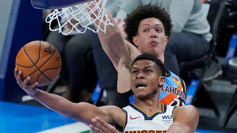 NBA: Thunder v Nuggets