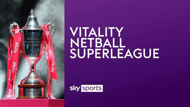 Netball Superleague blog image