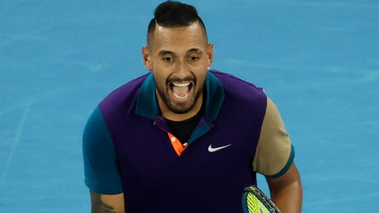 Nick Kyrgios is due to take part in Montpellier although it remains highly unlikely he will travel to France due to COVID-19 restrictions