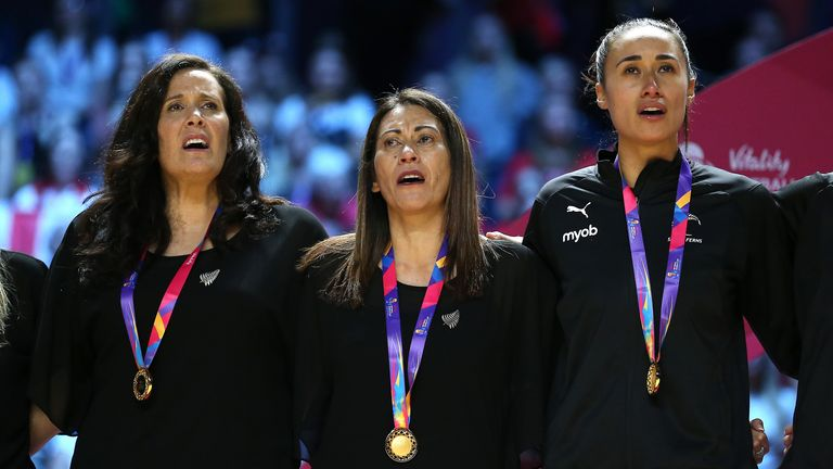 Noeline Taurua has already secured one Netball World Cup gold medal during her tenure