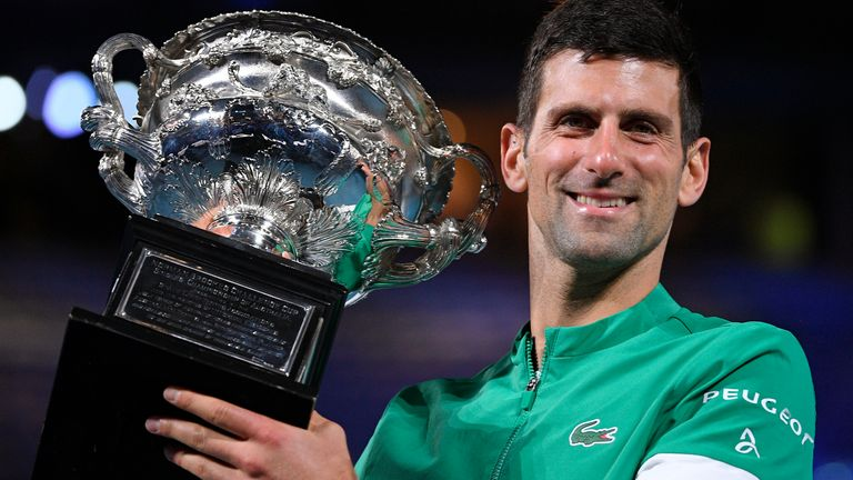 Novak Djokovic defeated Daniil Medvedev to win his ninth Australian Open and 18th Grand Slam overall