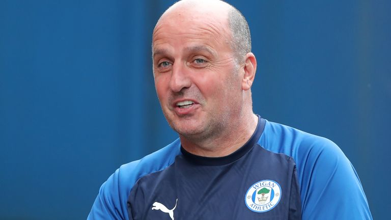 Paul Cook, Wigan