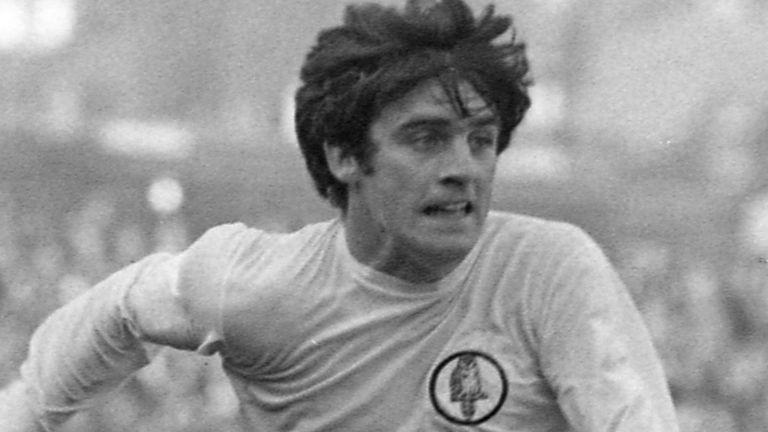 Leeds record goalscorer Peter Lorimer (Getty)