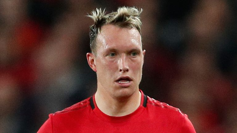 Phil Jones has not played for more than a year