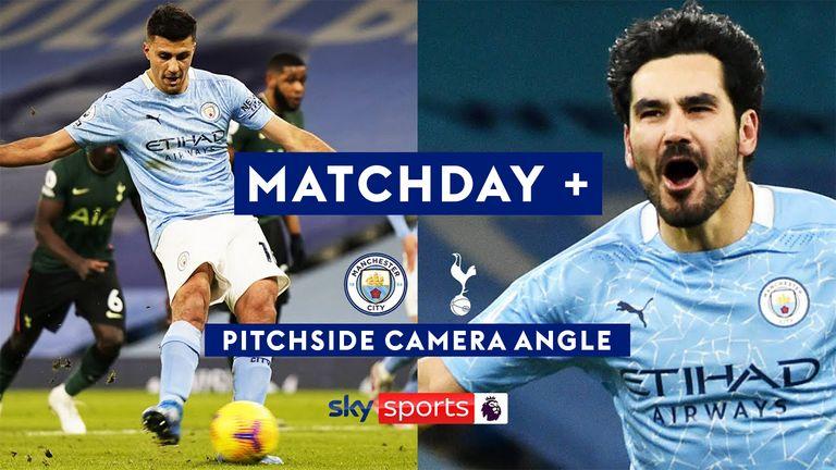 Man City 3-0 Spurs matchday+