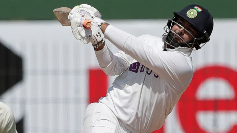 Rishabh Pant demonstrated his match-winning potential against Australia last month (Pic credit - BCCI)