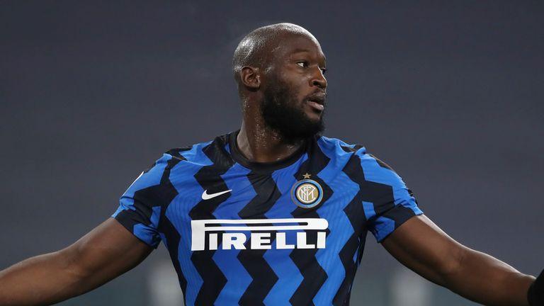 Romelu Lukaku was unable to steer Inter Milan into the Coppa Italia final