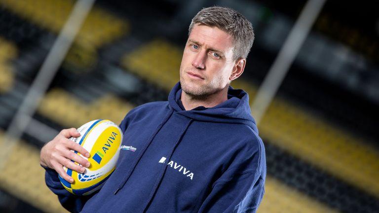 O'Gara was speaking at the launch of the Aviva Mini Rugby Virtual Skills Hub
