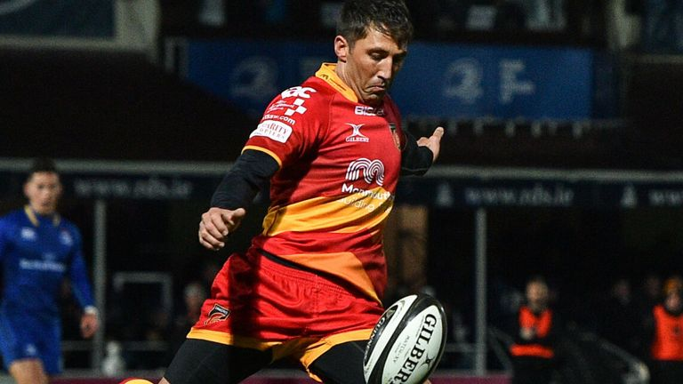 Gavin Henson could make his rugby league debut next month