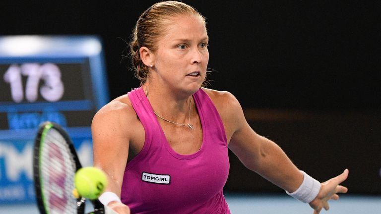 Big-hitting Rogers will take on Jones in the first round of the Australian Open, which starts on February 8