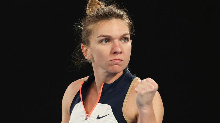Halep has impressed in reaching her fifth Australian Open quarter-final