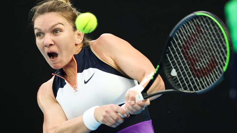 Halep feels the 2021 version of Williams will be a threat to anyone left in the tournament
