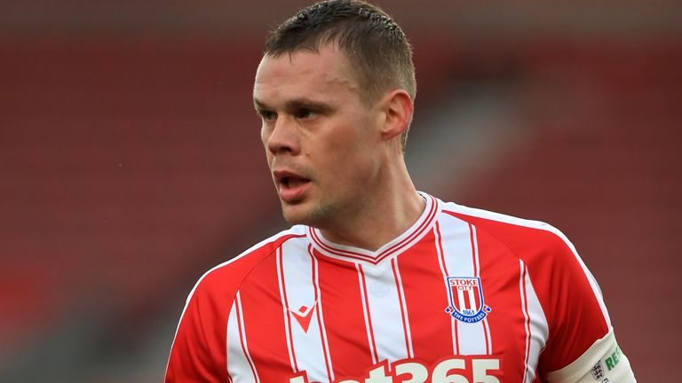 Ryan Shawcross has spent 14 years at Stoke