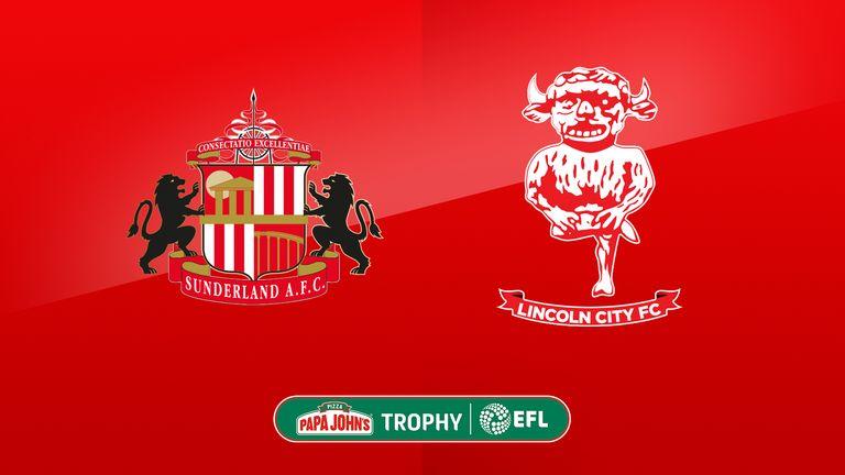 Sunderland vs Lincoln