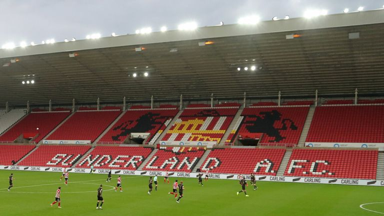 The takeover of Sunderland by Kyril-Louis Dreyfus is now complete