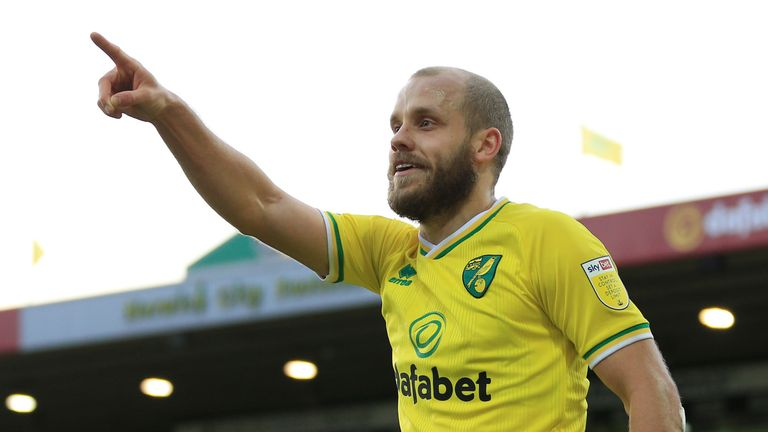 Teemu Pukki scored the winner for Norwich against Rotherham