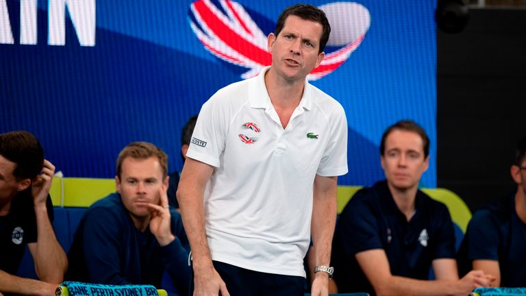 Henman feels Grand Slams might be a step too far for Murray (Photo by Speed Media/Icon Sportswire) (Icon Sportswire via AP Images)