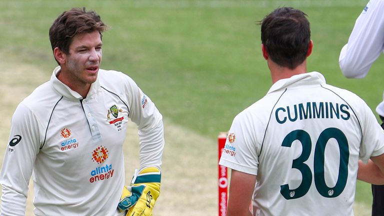 Australia were due to play three Test matches in South Africa