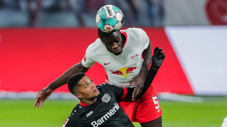Upamecano has established himself as one of the Bundesliga's best defenders