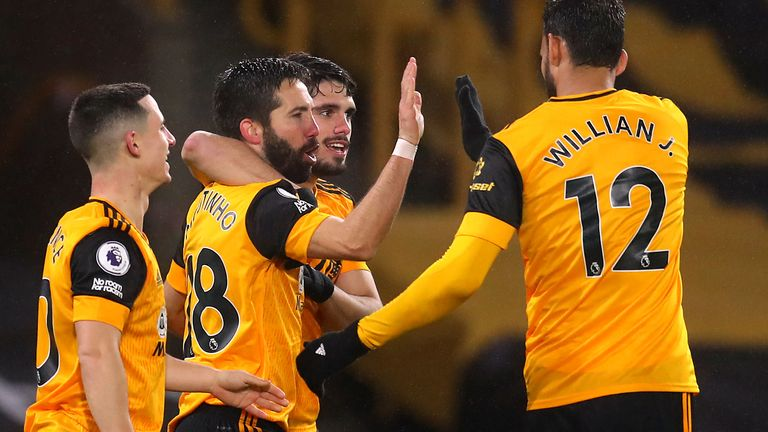 Wolves ended an eight-game winless run against Arsenal