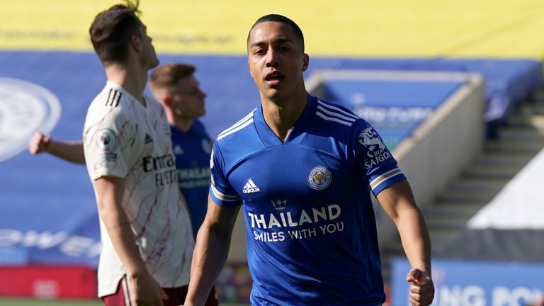 Youri Tielemans, Leicester