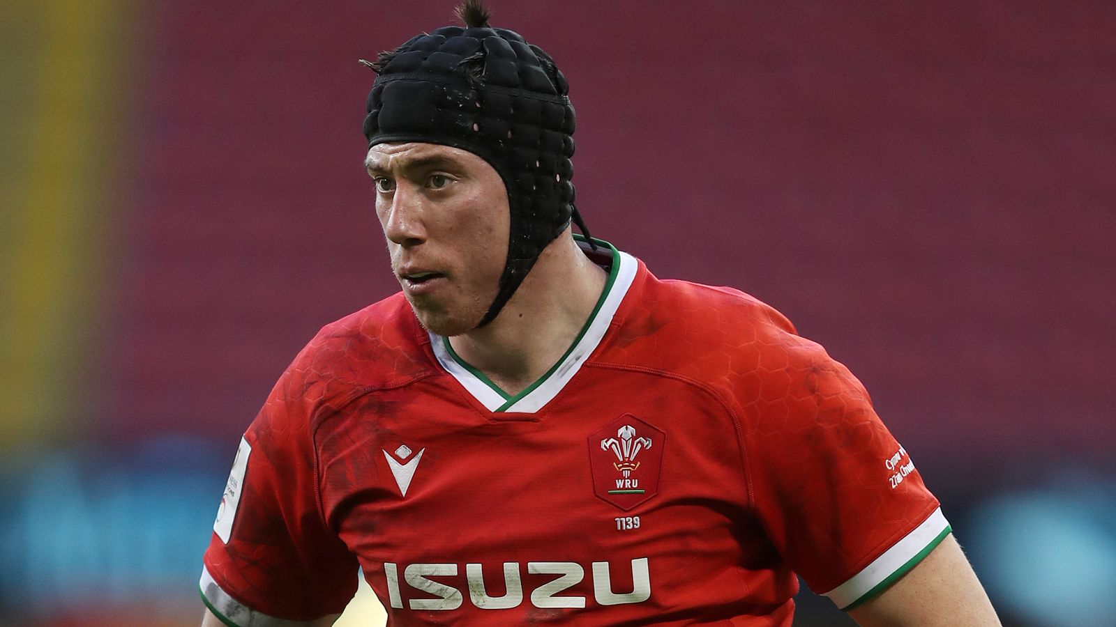 Adam Beard in for Cory Hill in Wales' only change to starting XV vs France for Paris Six Nations Test