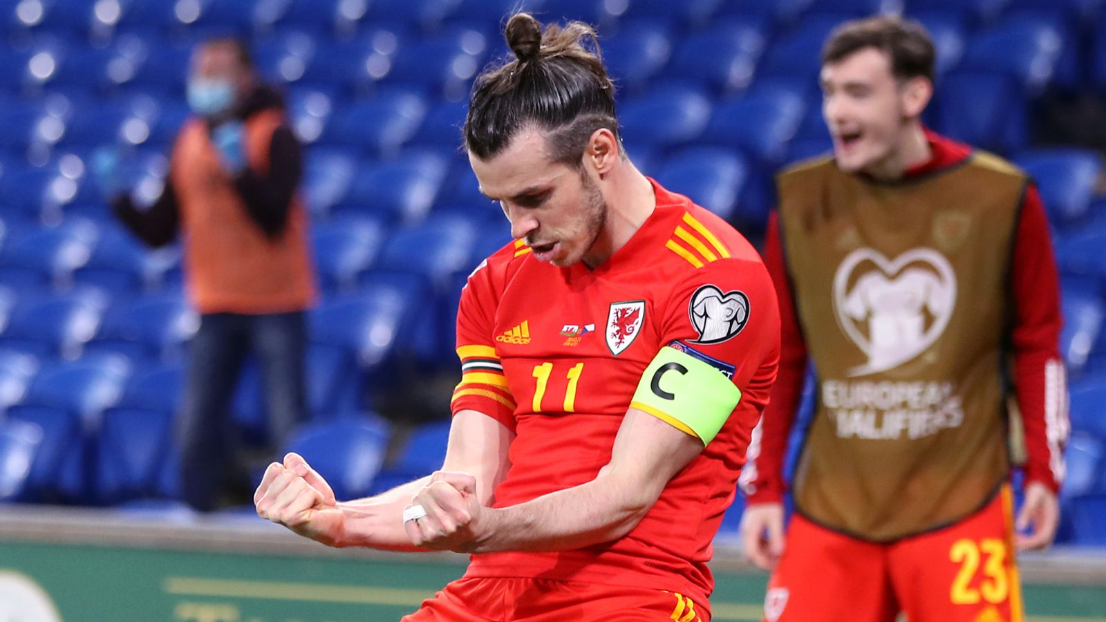 Gareth Bale: Wales captain hails 'massive' win over Czech Republic
