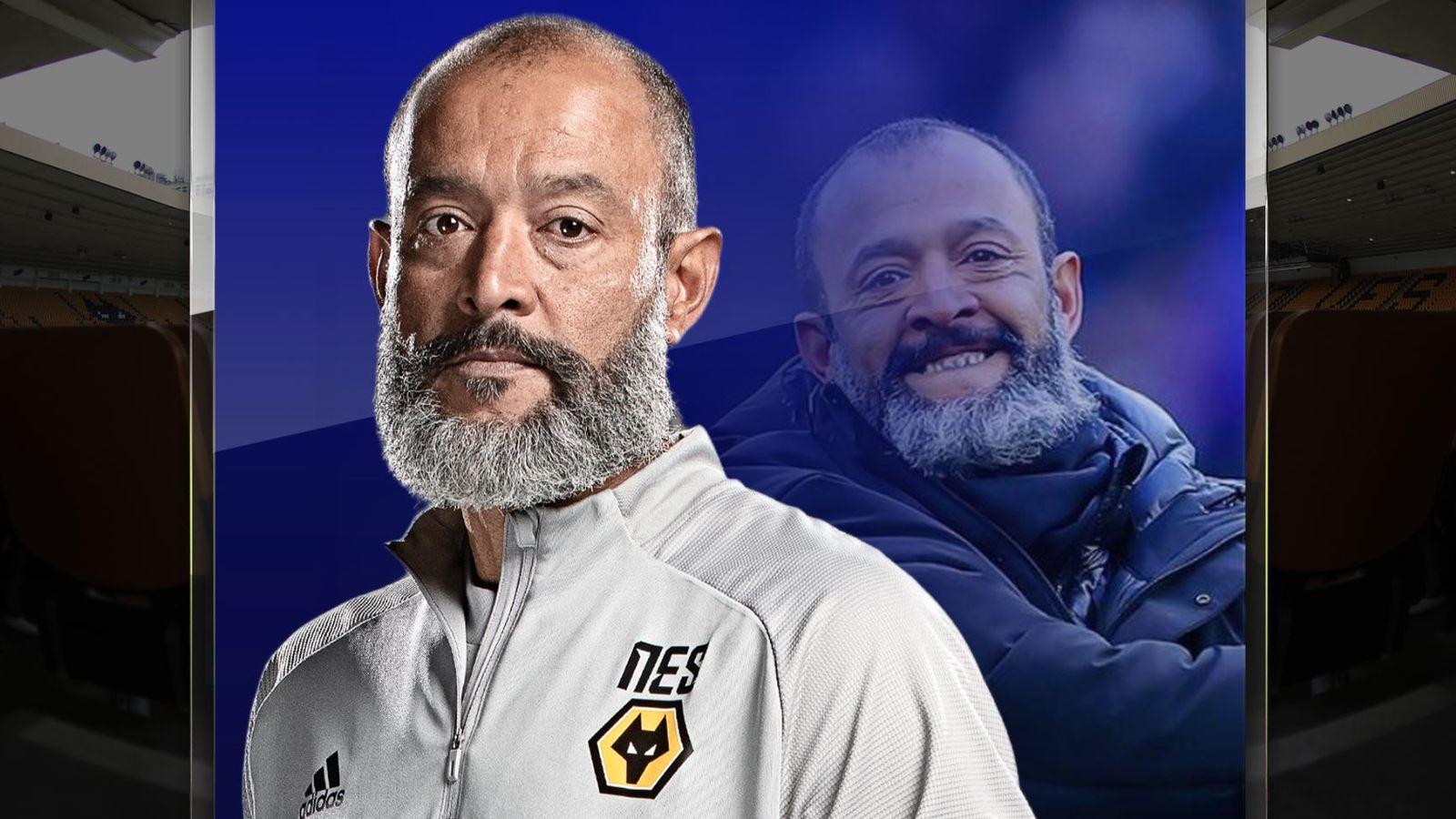 Nuno Espirito Santo Interview Wolves Boss On Toughest Season And Why His Team Can Come Through It Stronger Football News Sky Sports