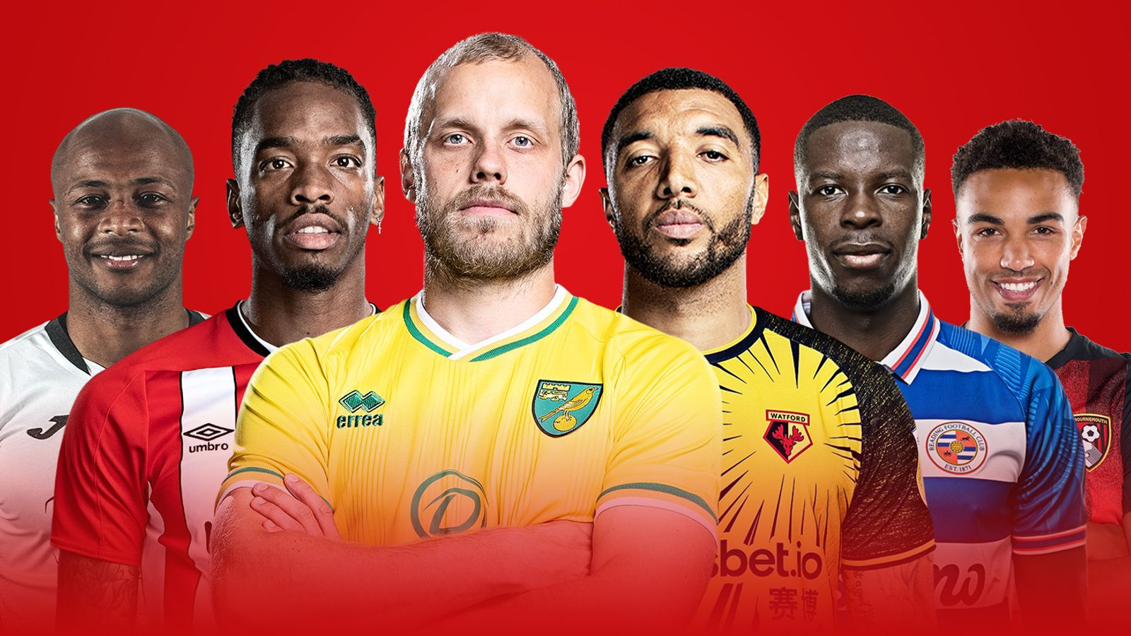 Race for the Premier League: Norwich, Brentford, Watford, Swansea, Reading, Bournemouth lead promotion chase - Sky Sports
