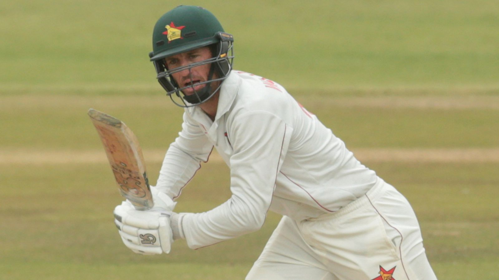 Zimbabwe's Sean Williams hits hundred in two-day Test win over Afghanistan  | Cricket News | Sky Sports