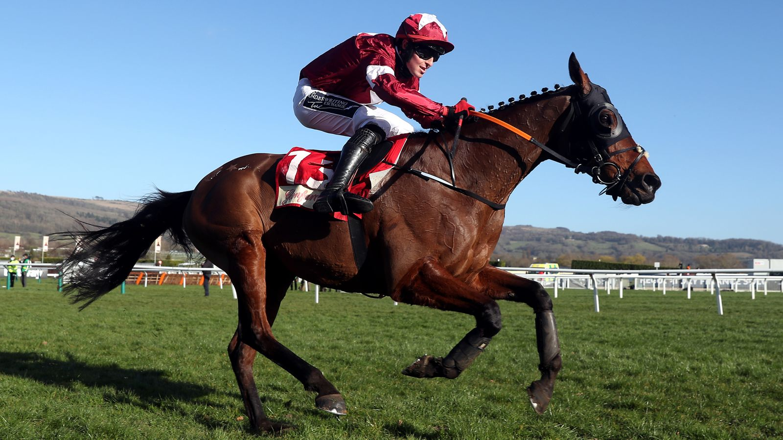 Tiger Roll faces eight rivals in Betway Bowl at Aintree