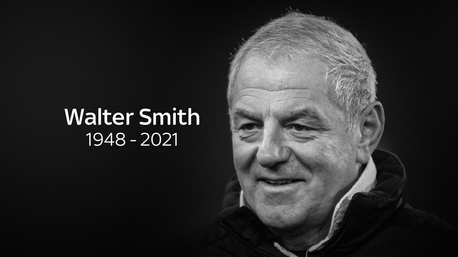 Walter Smith: Former Rangers, Everton and Scotland boss dies aged 73