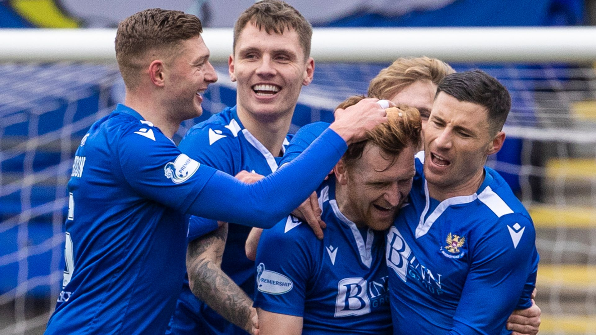 Early Craig strike sees St Johnstone beat Hibernian