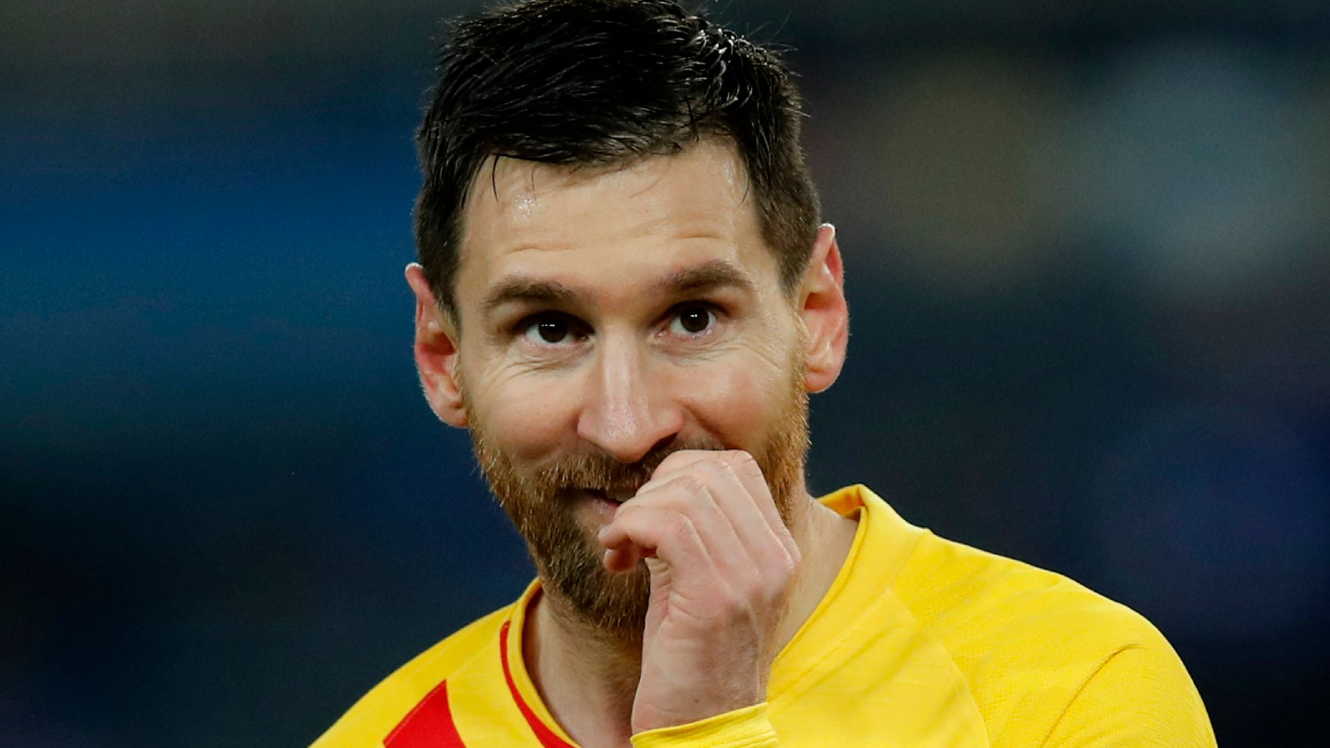 Koeman: Messi knows Barca have great future