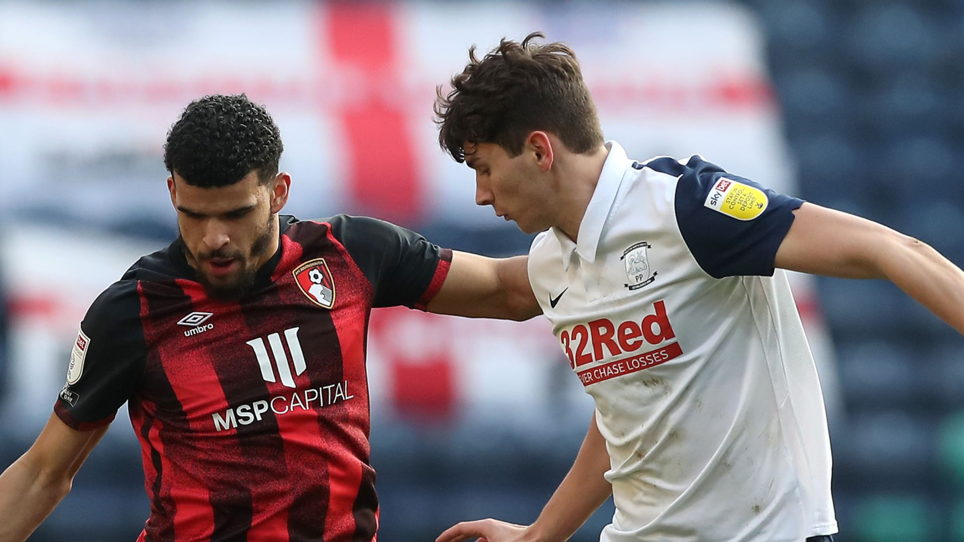 Preston battle for point against Bournemouth