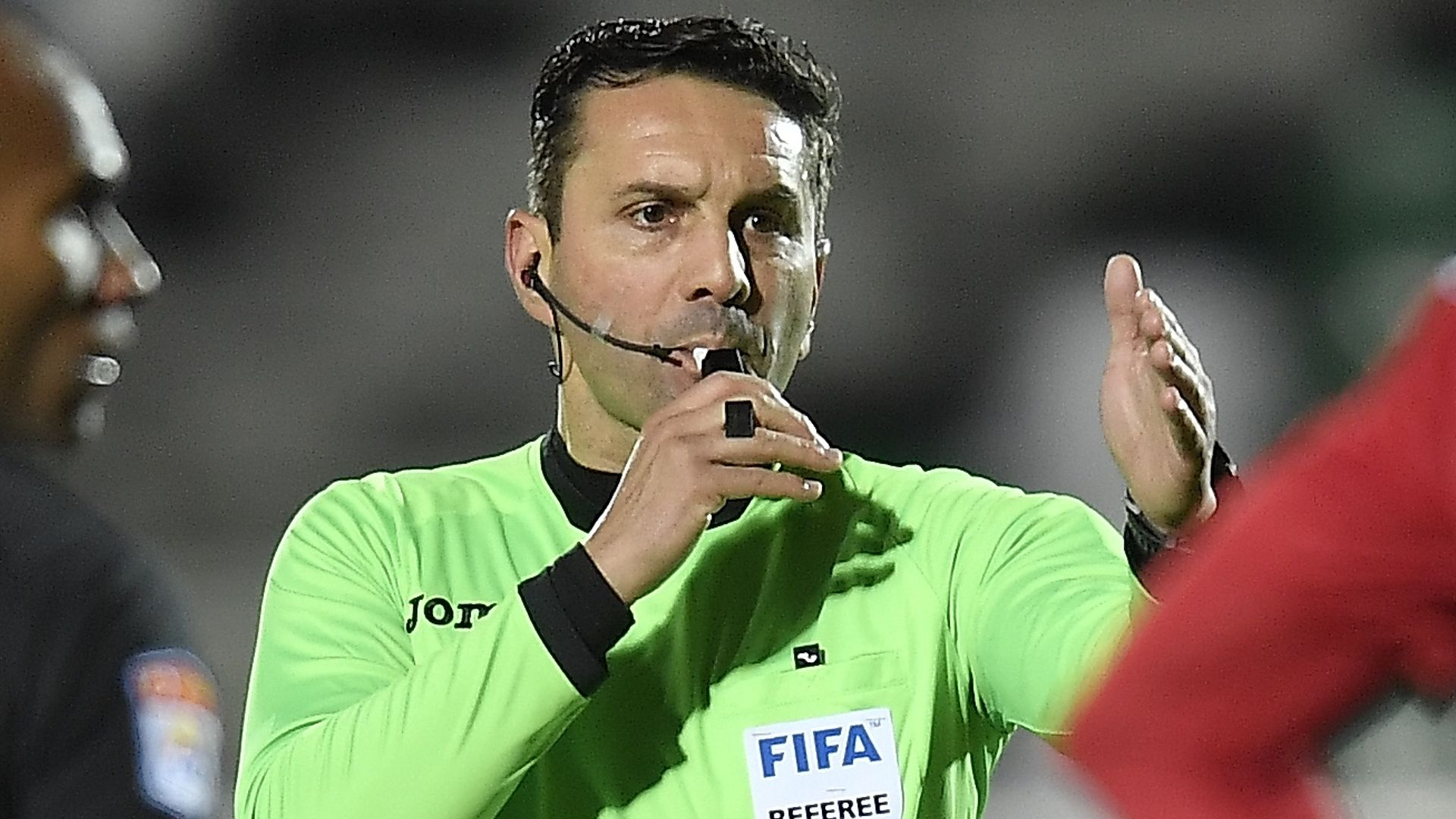 UEFA suspends Romanian official accused of racism