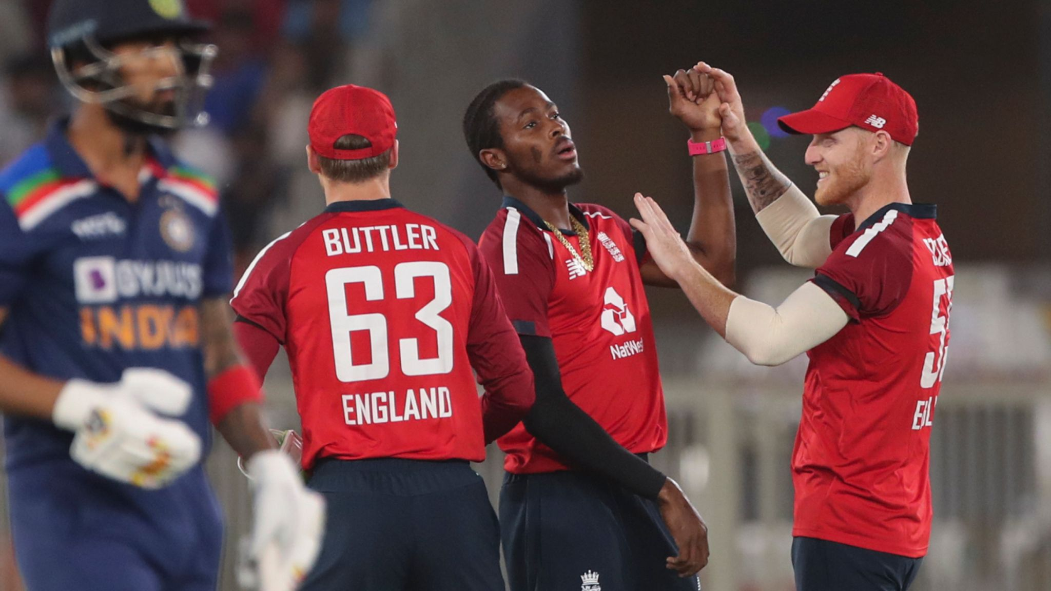 India vs England T20 series goes behind closed doors after spike in number of coronavirus cases   Cricket News   Sky Sports