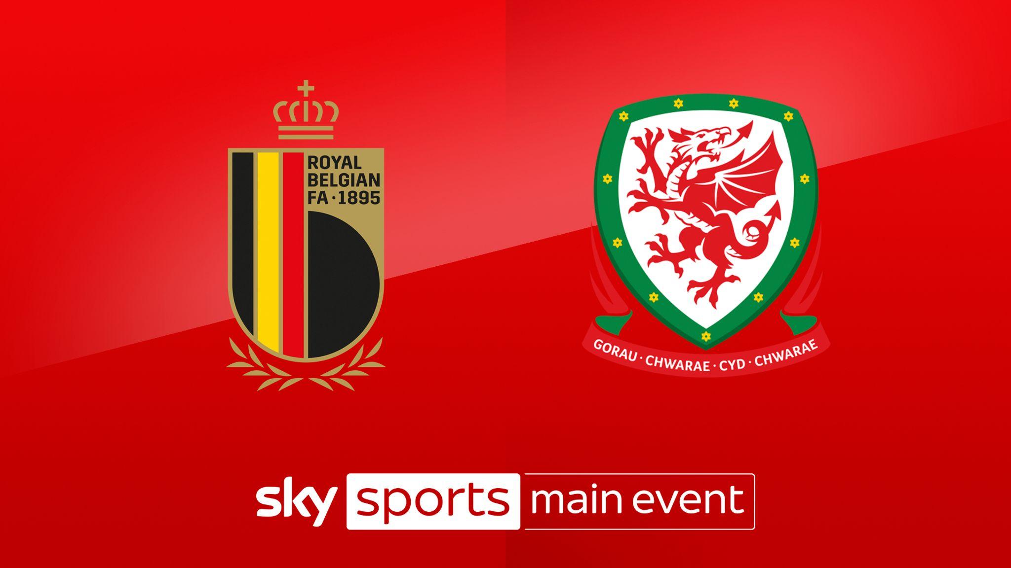 Belgium vs Wales Full Match – WC Qualification Europe 2020/21