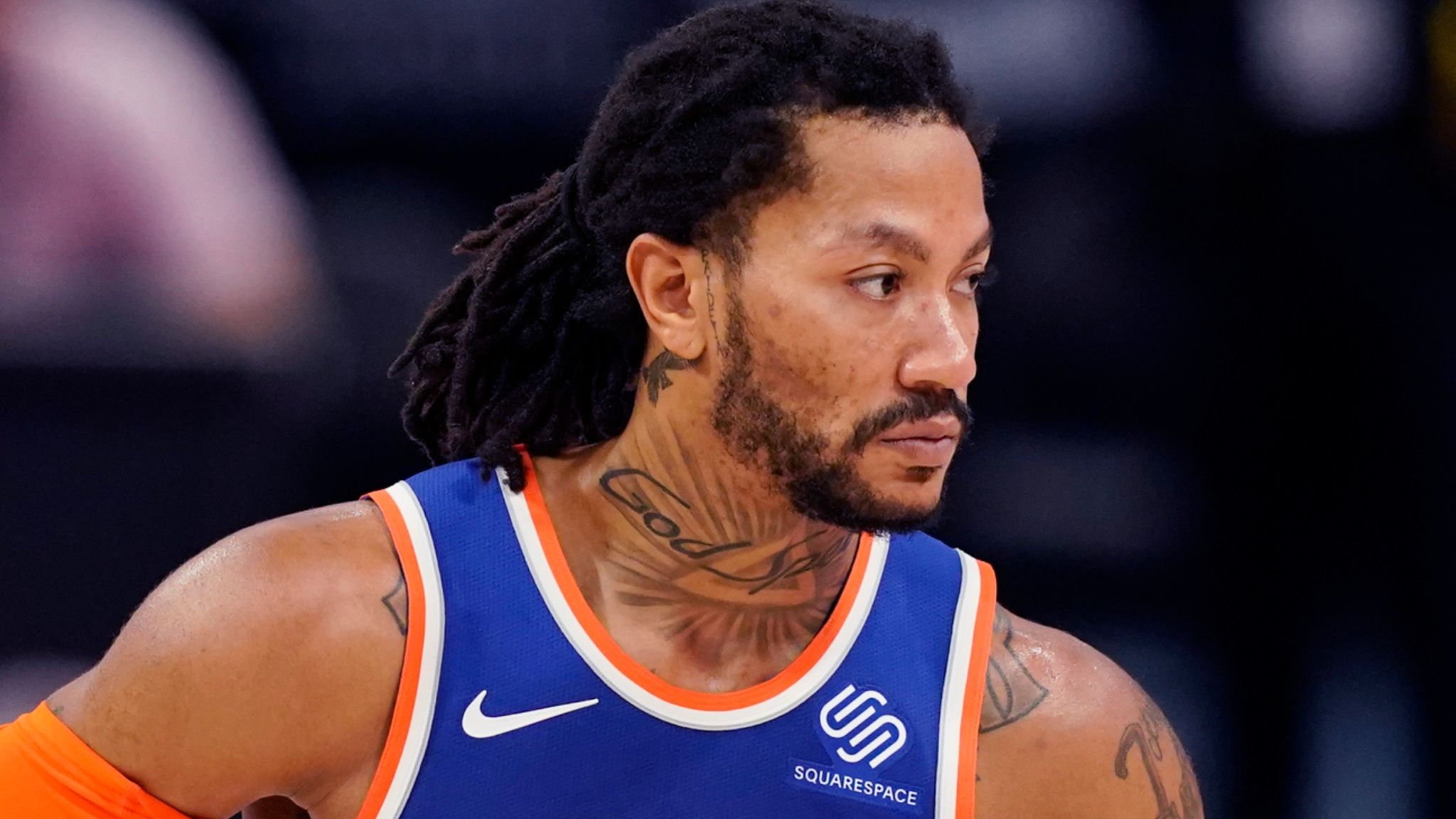 Derrick Rose New York Knicks Guard Reveals Details Of Coronavirus Illness Nba News Sky Sports