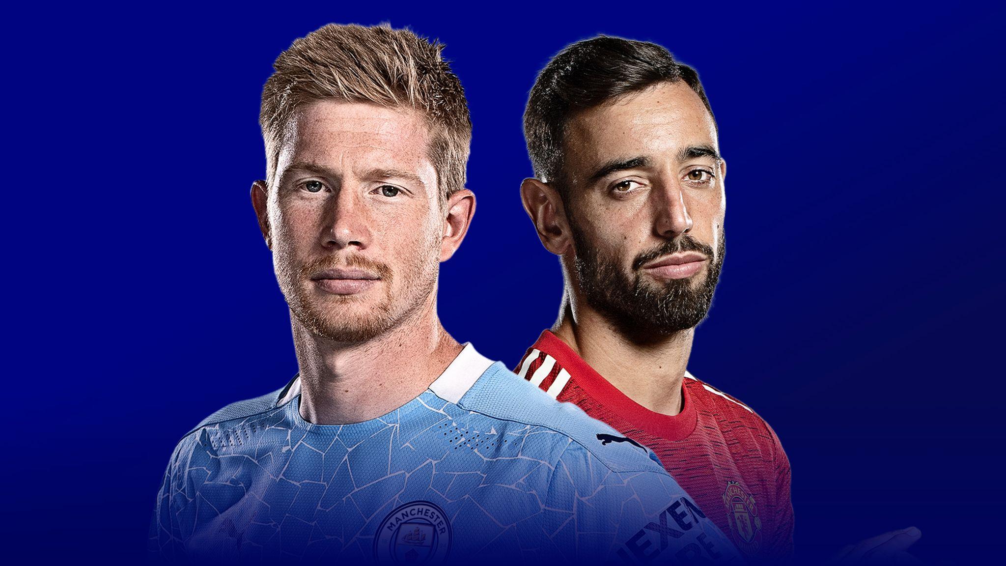 Live match preview - Man City vs Man Utd 07.03.2021