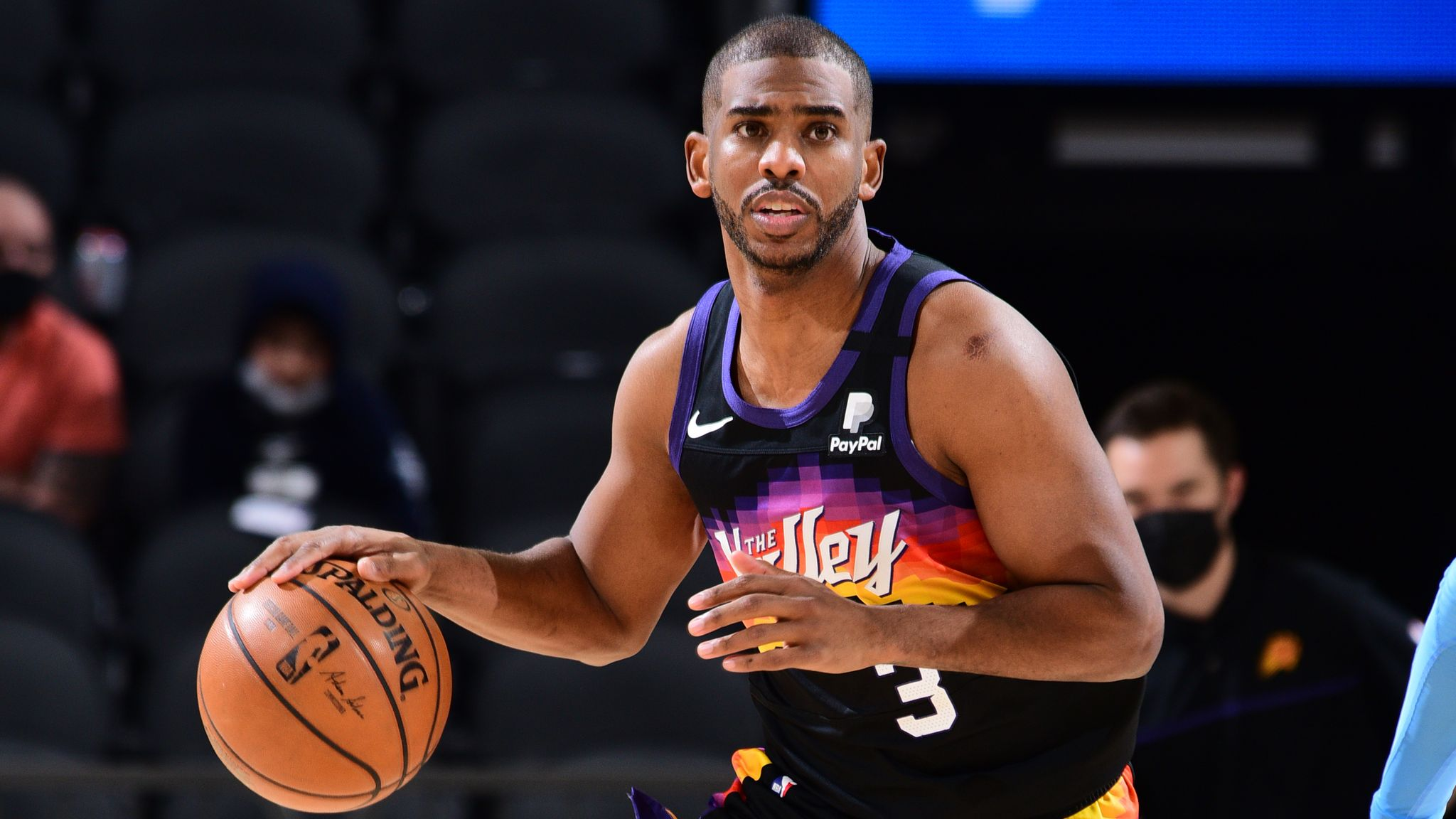 Chris Paul: 10,000 assists and counting   NBA News   Sky Sports