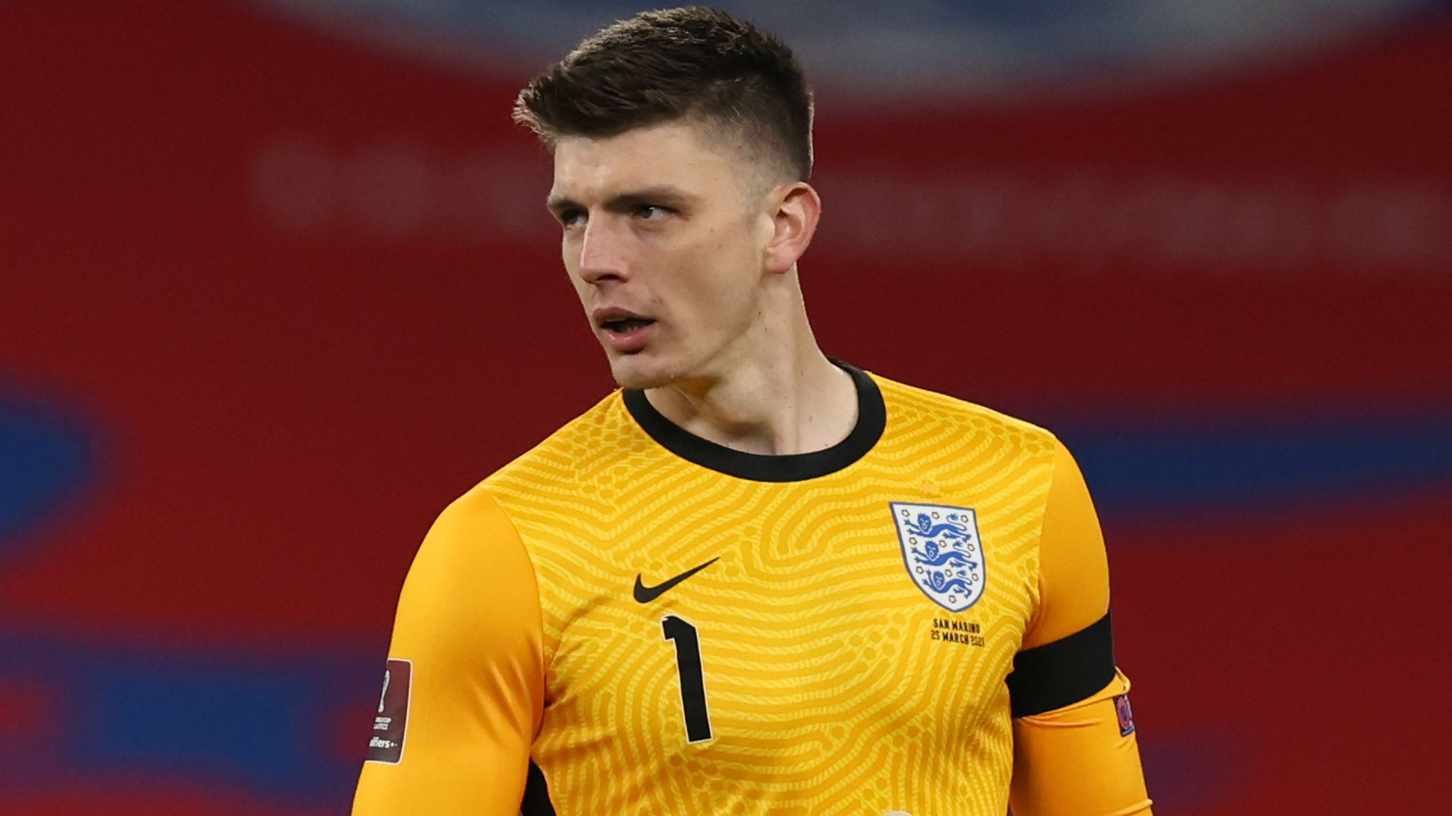 Nick Pope to keep England place for Albania and Poland World Cup qualifiers  | Football News | Sky Sports